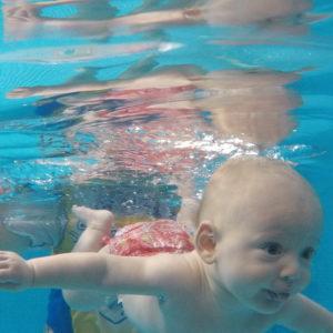 basen nauka pływania