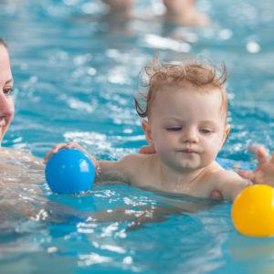 pływanie niemowląt Wrocław