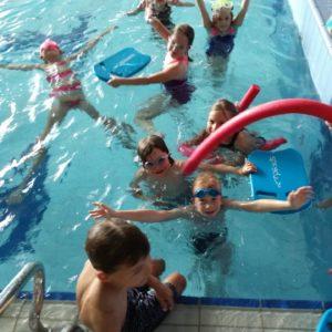 pływanie dla niemowląt poznań