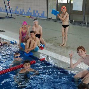 szkoła pływania poznań
