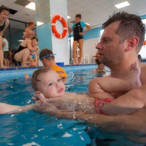 nauka pływania dla dzieci rataje