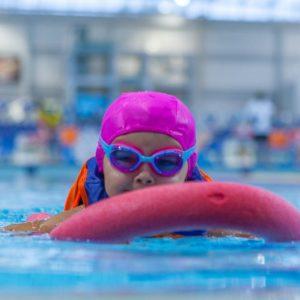 kolo do plywania dla dzieci