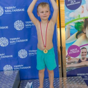 doskonalenie pływania poznań