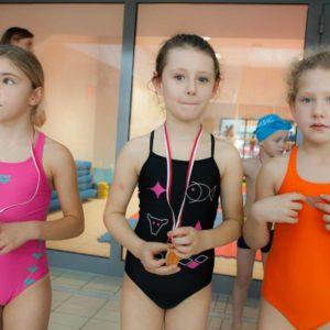 zabawy w wodzie nauka pływania
