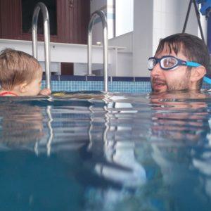 nauka pływania dla dzieci Poznan