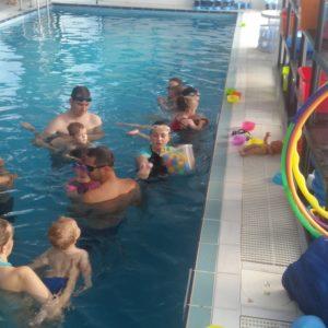 kluby pływackie Poznan
