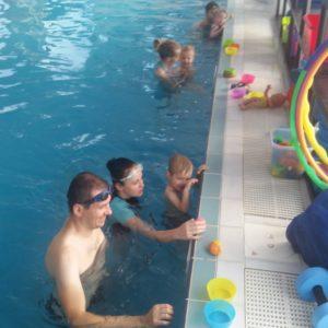 kluby pływackie