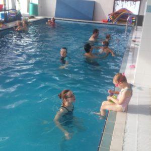 indywidualna nauka pływania Poznan