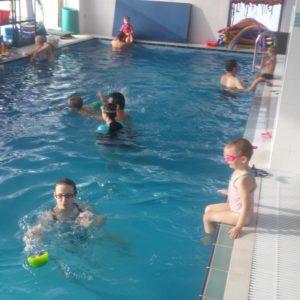 indywidualna nauka pływania