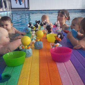 kursy pływania