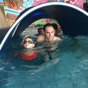 basen chwiałka nauka pływania