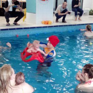 szkoła pływania lublin