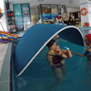 pływanie trening