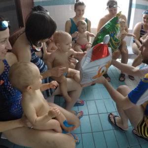 nauka pływania 5 latka