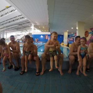 pływak nauka pływania