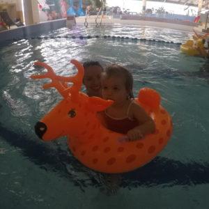 pływak szkoła pływania