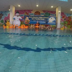 awf szkoła pływania
