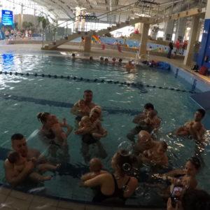 nauka pływania total immersion