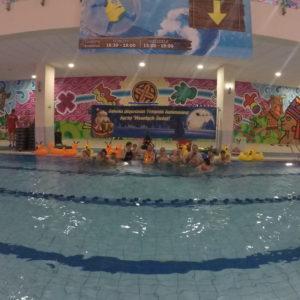 kurs pływania katowice