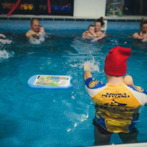 aquapark wrocław nauka pływania