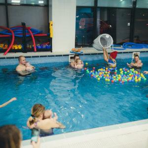 indywidualna nauka pływania dla dorosłych szczecin