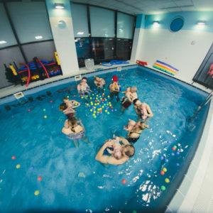 kurs pływania dla niemowląt wrocław