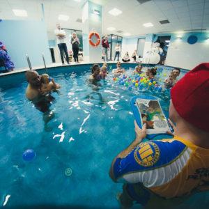 nauka pływania dzieci ćwiczenia