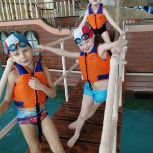 sprzęt do nauki pływania dla dorosłych