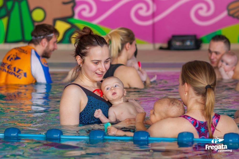 nauka pływania dorosłych