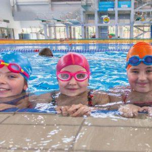 szkoła pływania delfin