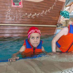 nauka pływania od podstaw