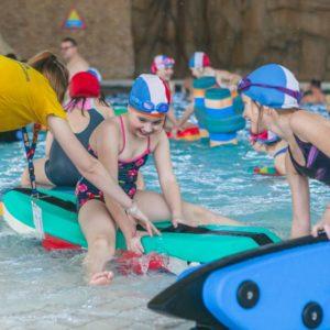 szybka nauka pływania dla dorosłych