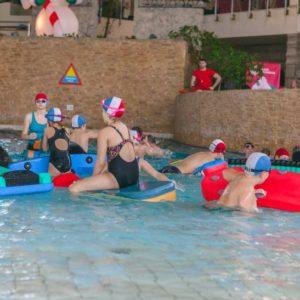 instruktor nauki pływania