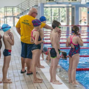 nauka pływania cena