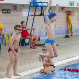 doskonalenie pływania dla dorosłych