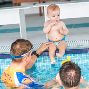 nauka pływania dla dorosłych poznań