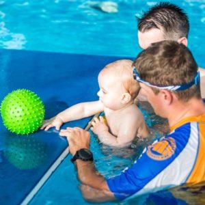 nauka pływania dla dzieci poznań
