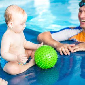 nauka pływania dzieci w poznaniu