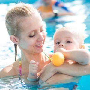 nauka pływania poznań rataje