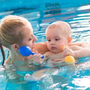 nauka pływania pływak poznań