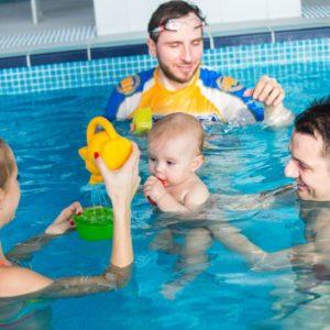nauka pływania dla dorosłych poznań newtona