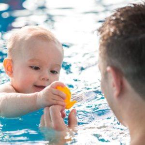 nauka pływania dla dzieci poznań newtona