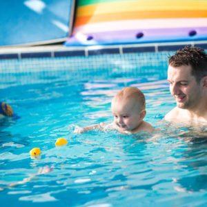 nauka pływania dla niemowlaków poznań
