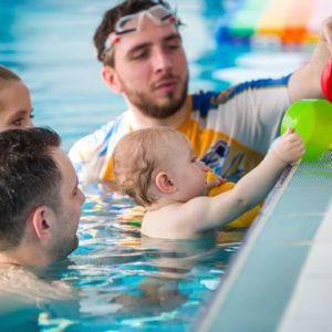 nauka pływania kraulem poznań