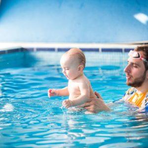 nauka pływania total immersion poznań