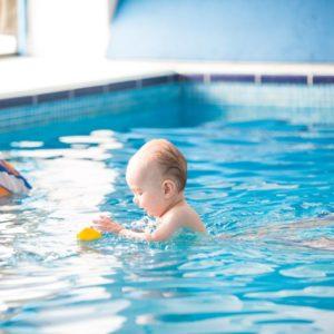 nauka pływania indywidualnie poznań