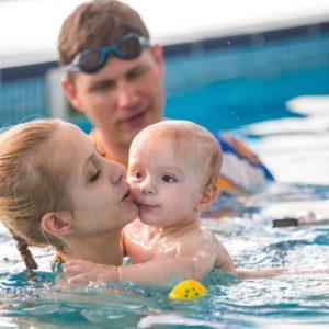 nauka pływania dla dzieci poznań grunwald