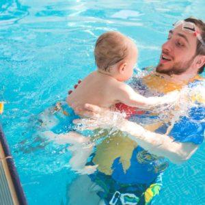 nauka pływania poznań dla dzieci