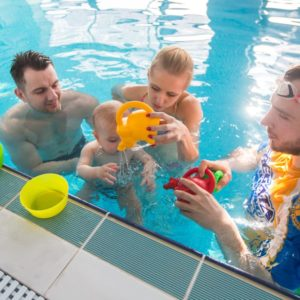 nauka pływania poznań dąbrowskiego