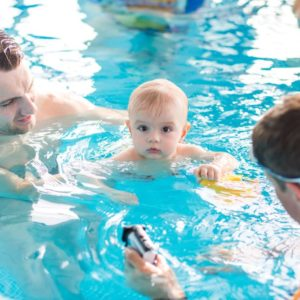 pieluchy do pływania